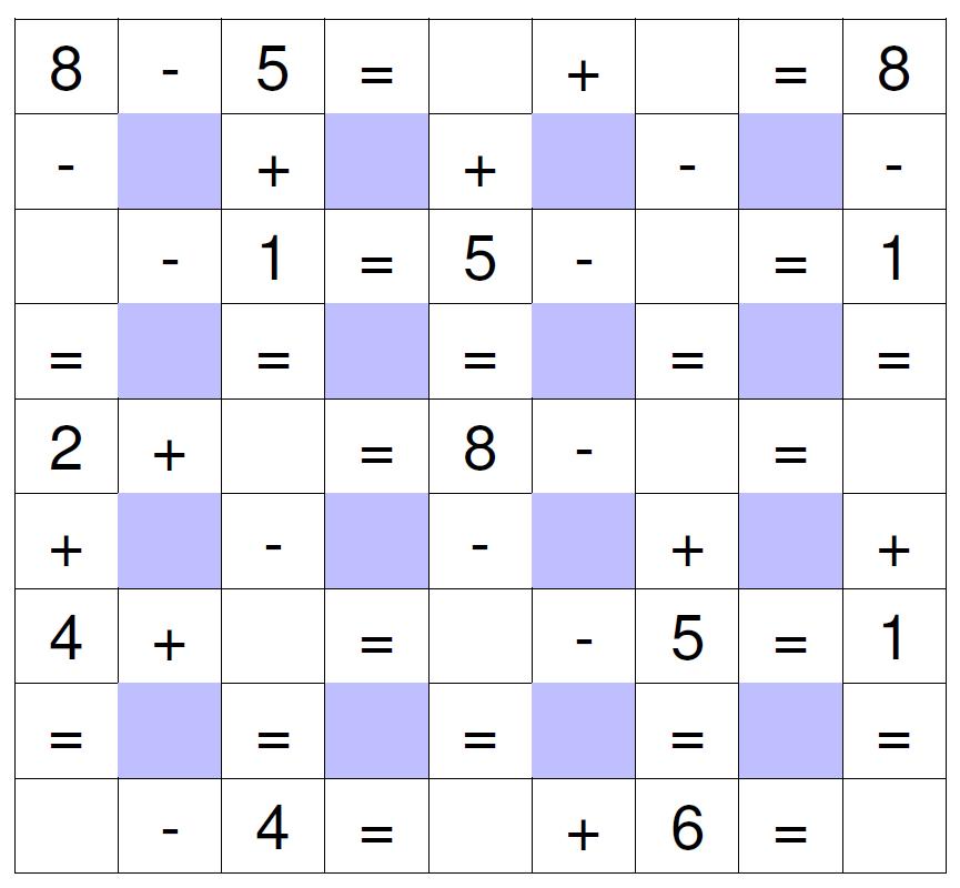 Zahlenrätsel für Kinder | Schule | Pinterest | Math, School and ...