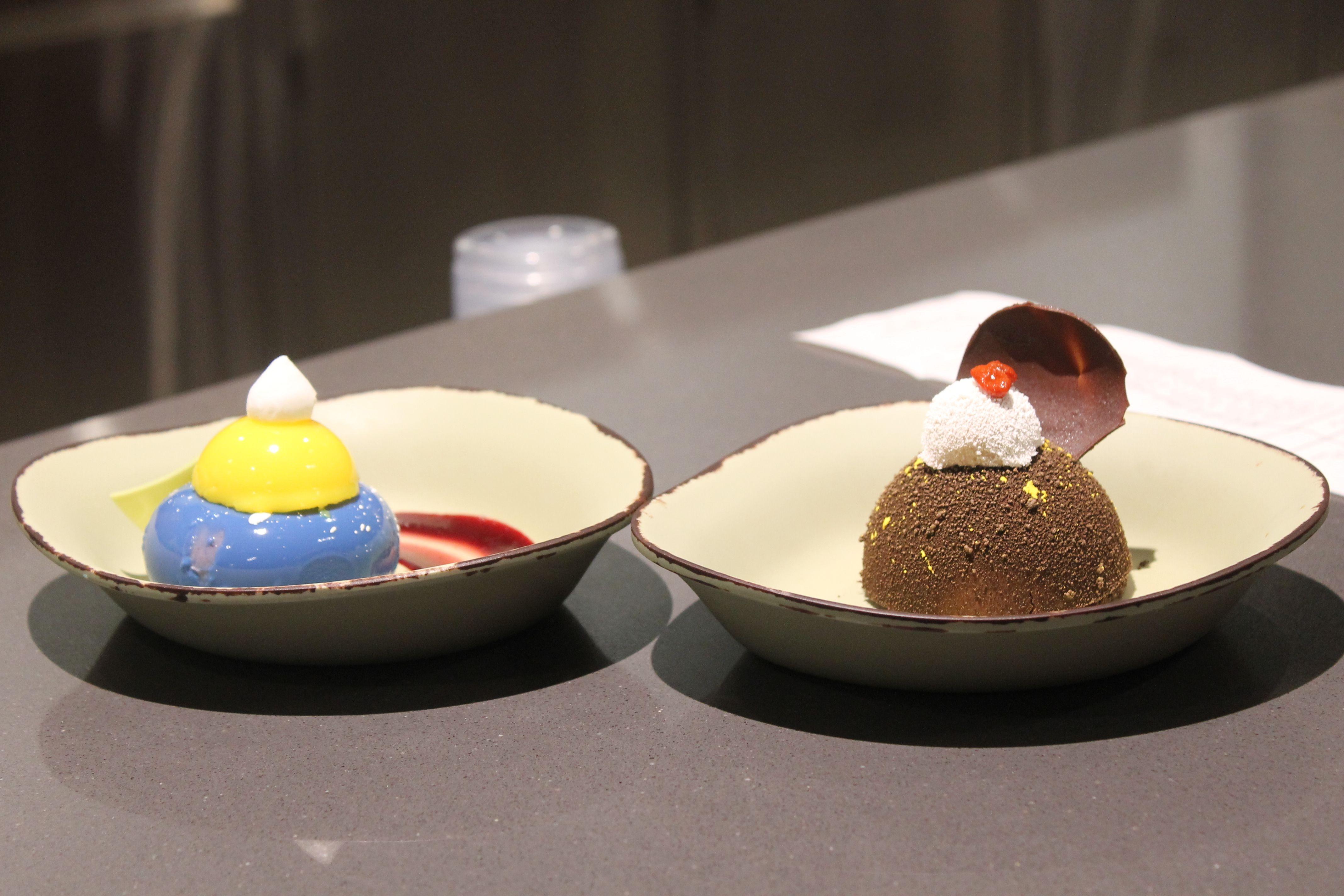 Pandora desserts