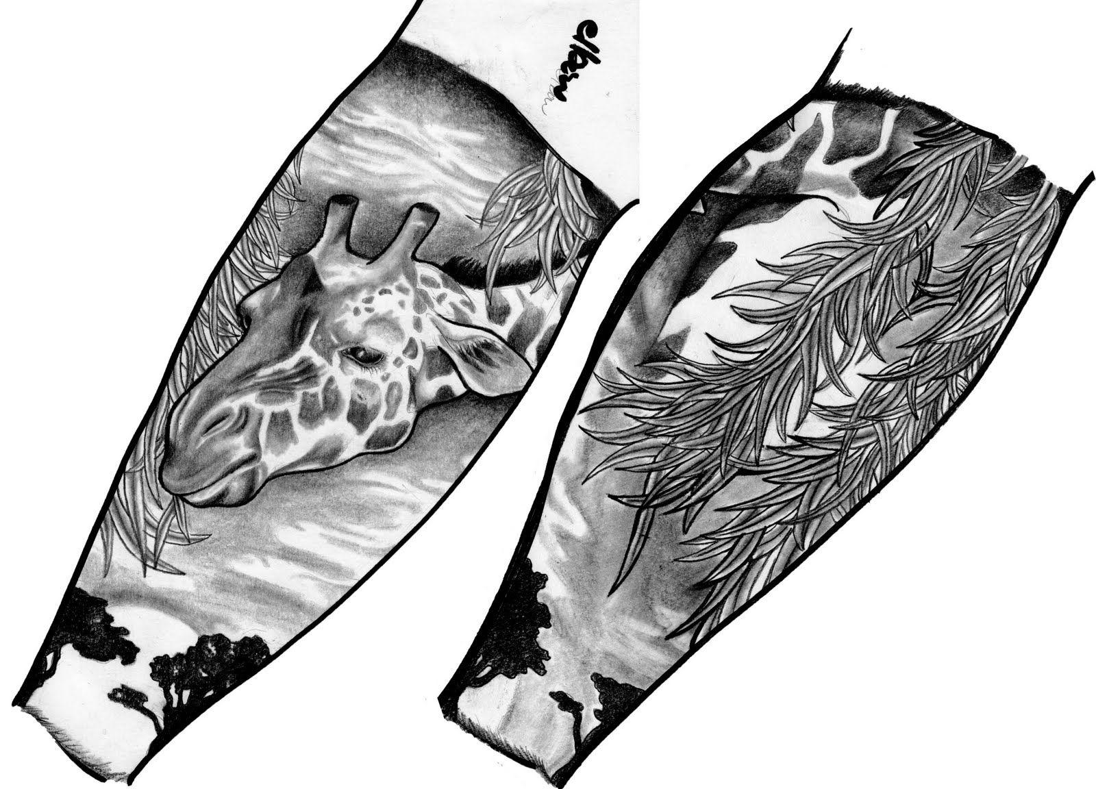 inner bicep tattoo paper template Recherche Google