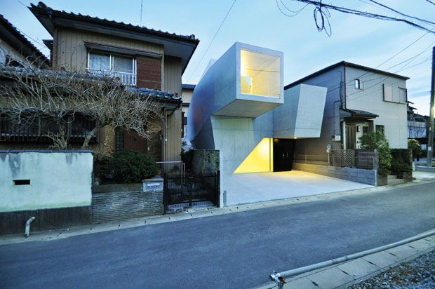 ICON MAGAZINE ONLINE | House in Abiko | the most comprehensive ...