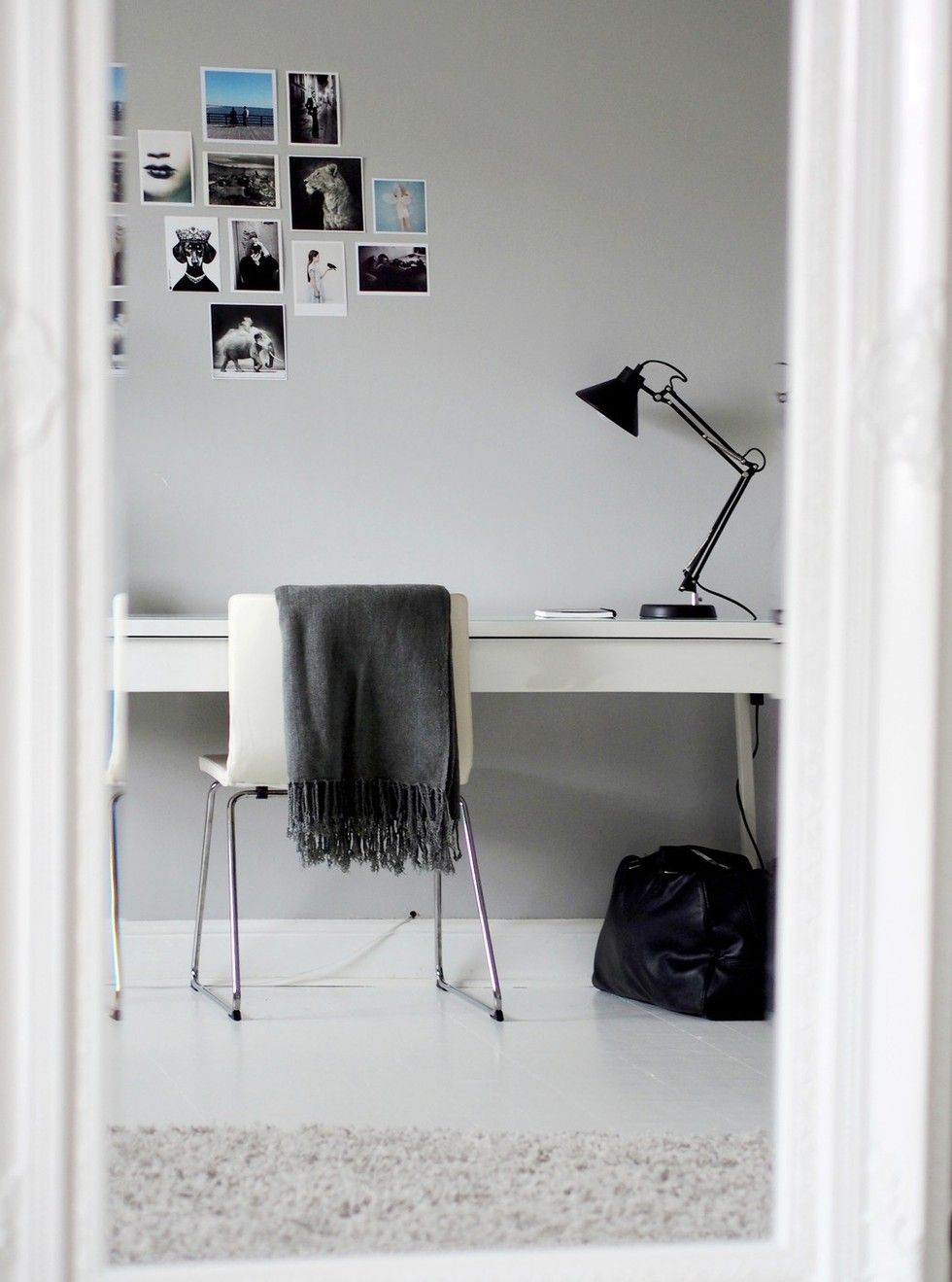 Home office | Salla's home | photo: Pupulandia