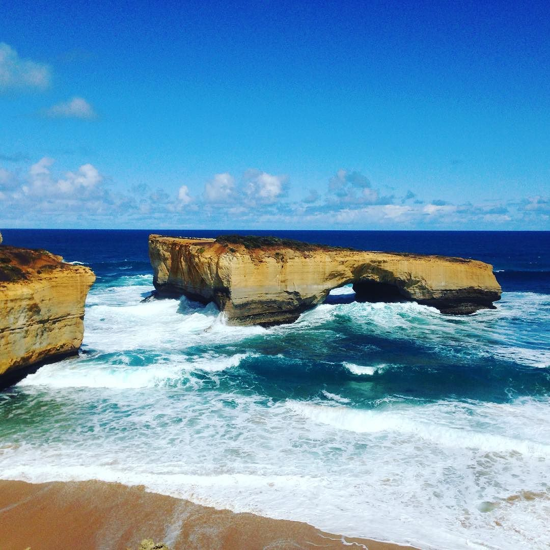 Had an incredible drive along the Great Ocean Road yesterday so many spectacular views to stop and see a 4 hour drive turned into 8 hours just because!  #Australia #greatoceanroad #gor #travels by ollieevans10