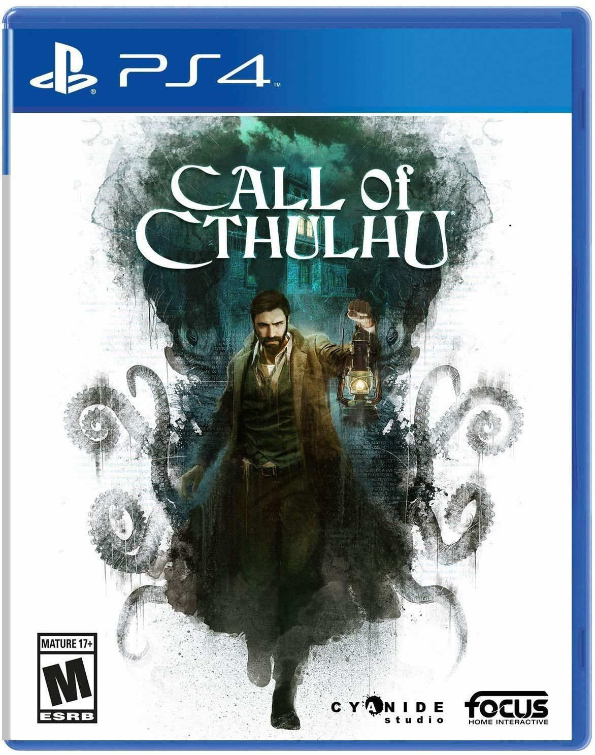 Call Of Cthulhu Playstation 4 In 2018 Products