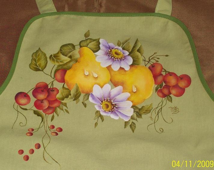 Pinturas en tela manteles buscar con google panos de - Cojines pintados en tela ...