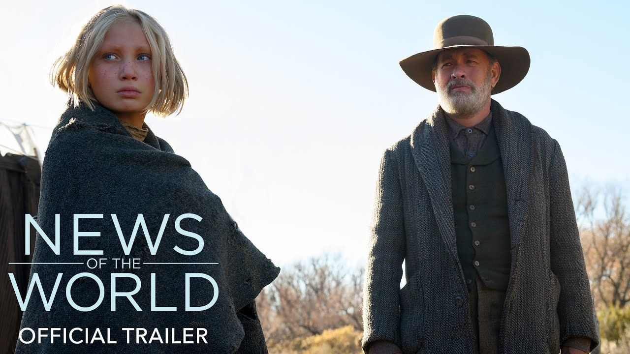 News Of The World 2020 Official Trailer Em 2020 Lista De Filmes Filmes