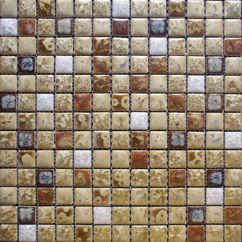 Polished Porcelain Tiles Mosaic Kitchen Backsplashl Tile Pcmt110 Bathroom Floor Ceramic Wall