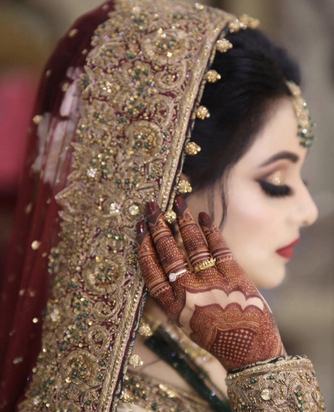 Beautiful Indian Brides Trending Images HD 20192020