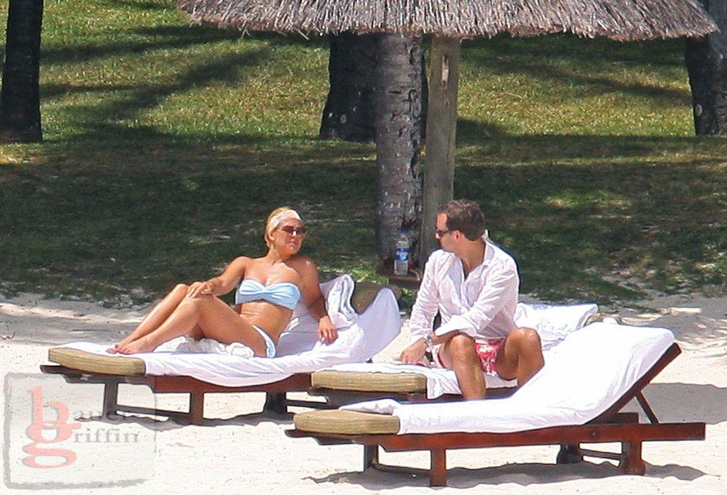 2008/11/2015: Madeleine and Jonas in Mauritius.