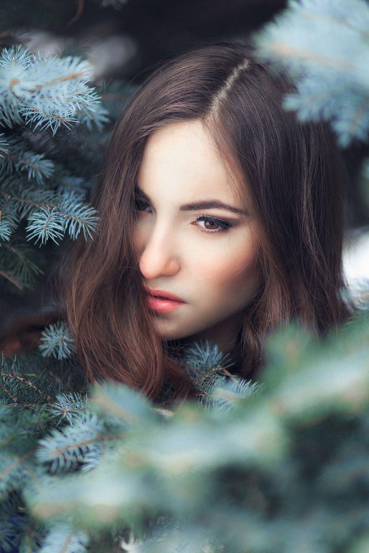 Девушка, зима, фотограф Татьяна Преображенская, фотосессия ...