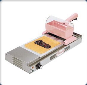 strip crepe maker pancake crepe machine pinterest. Black Bedroom Furniture Sets. Home Design Ideas