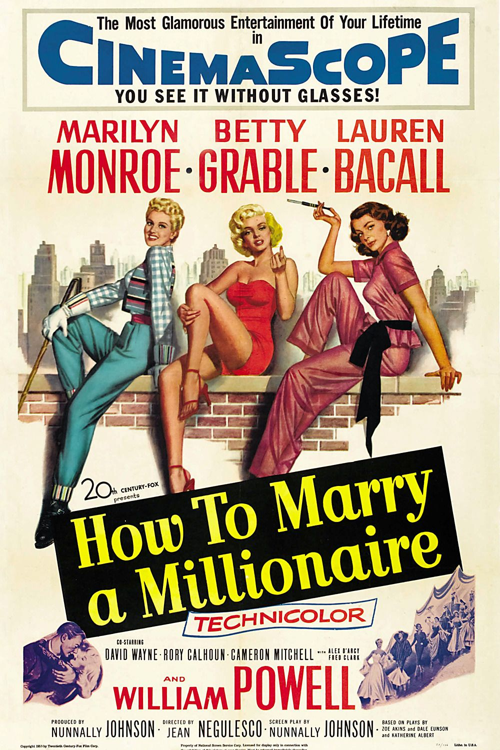 How To Marry  Millionaire