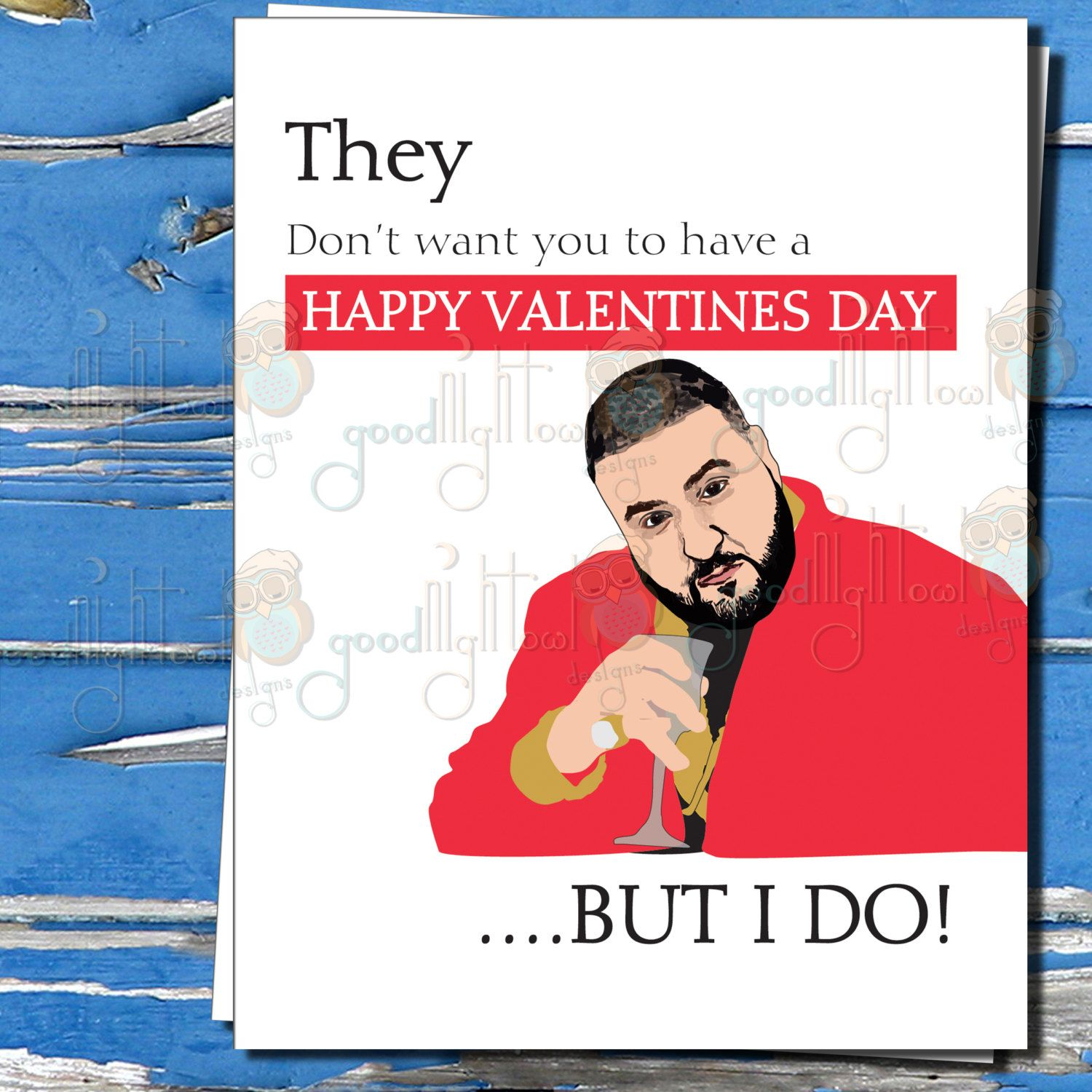 DJ Khaled Funny Valentines Day Card They dont want you to have – Funny Valentines Day Cards Meme