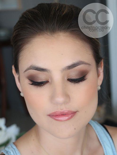 Wedding Makeup For Brunettes With Brown Eyes Google Search
