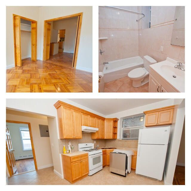 Newly Renovated 3 Bed / 1 Bath