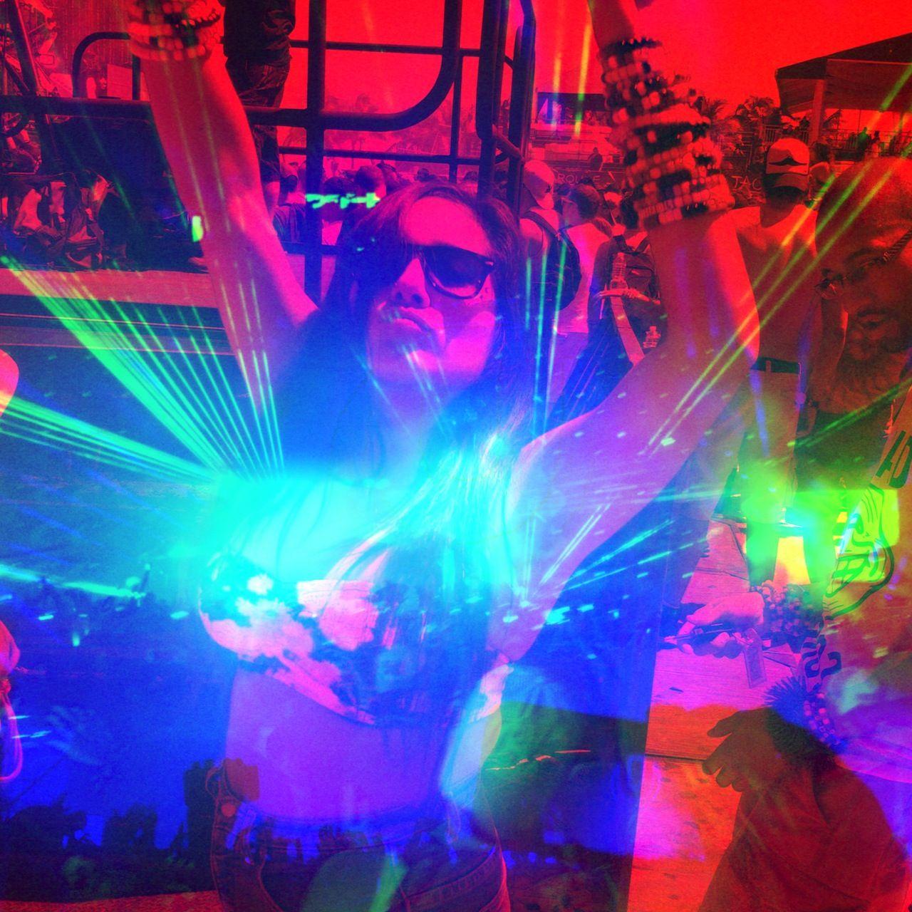 Ultra Music Festival Trippy Miami Florida Swedish House Mafia Rave Ultra Music Festival Ultra Music Festival Miami Music Festival