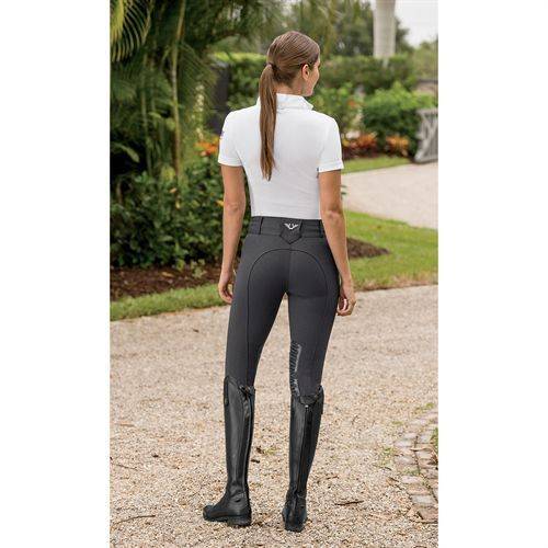 TuffRider® Element Knee-Patch Breech   Dover Saddlery