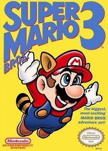 Super Mario Bros 3 Nes Game Videojuegos Retro Personajes De