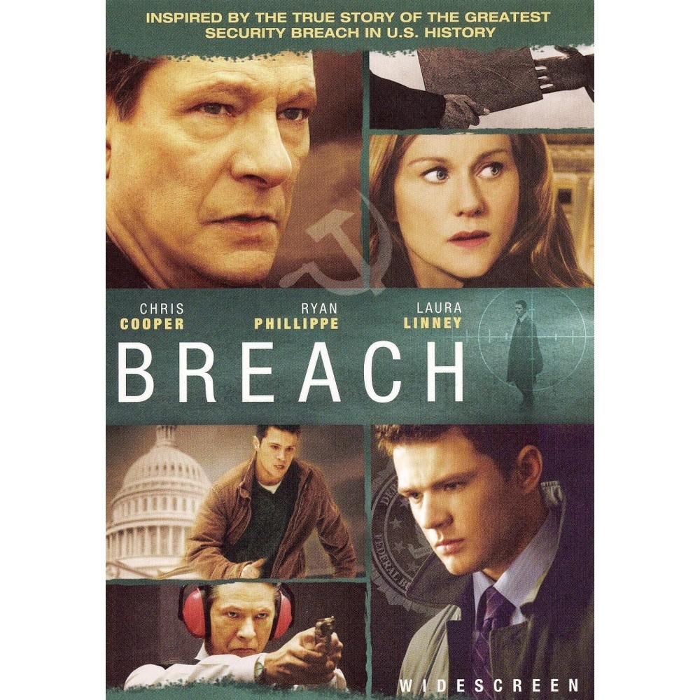 Breach Ws Dvd Video Movies Suspense Movies Amazon Instant Video Movies