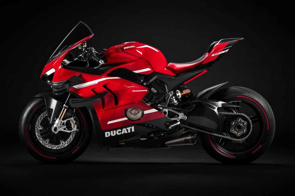 Ducati Superleggera V4 Motorcycle In 2020 Ducati Panigale Superleggera Panigale