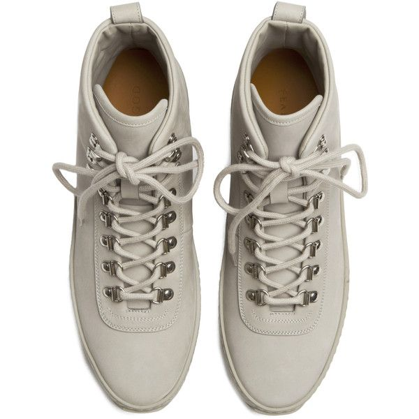 Fear of  God Hiking Sneakers (18,420 MXN)  of liked on Polyvore a02b70