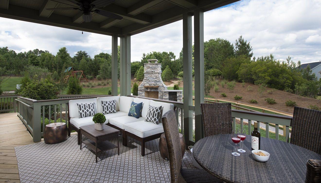 Bridgemill New Homes Fort Mill Sc John Wieland Home Design