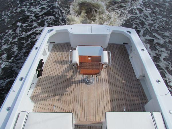 Dry Teak Floor Bertram Remodel Ideas Boat Yacht Boat
