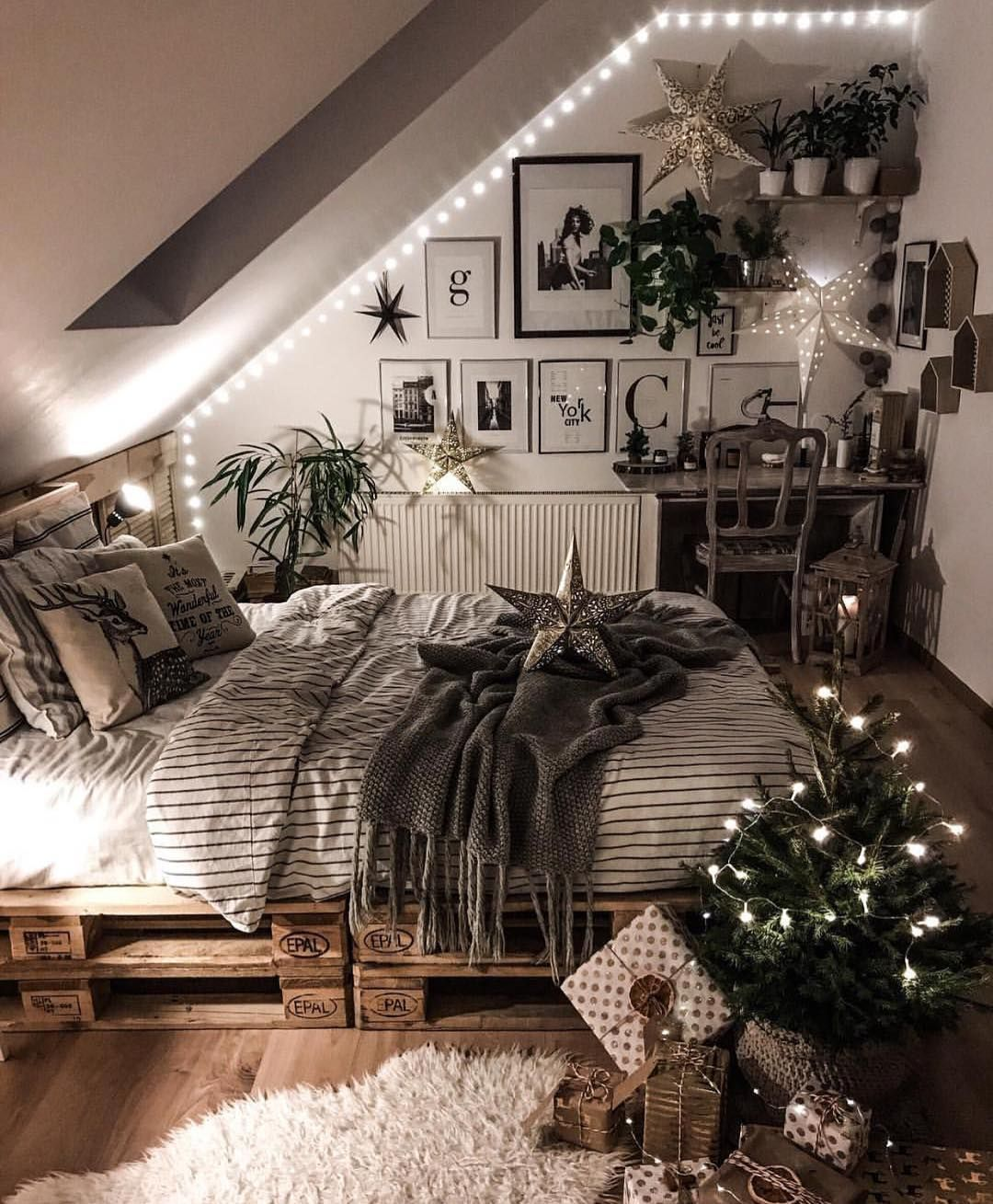 Photo of Top 37 Christmas Bedroom Decorations Ideas 2020 – newyearlights. com