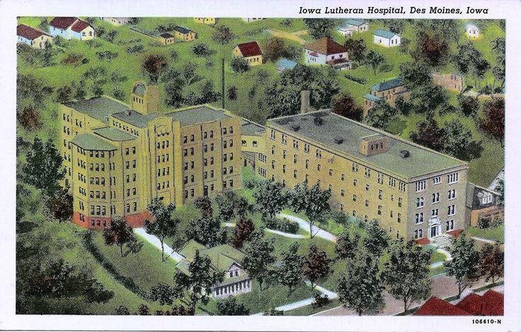 Iowa lutheran hospital in 2020 des moines iowa the monks