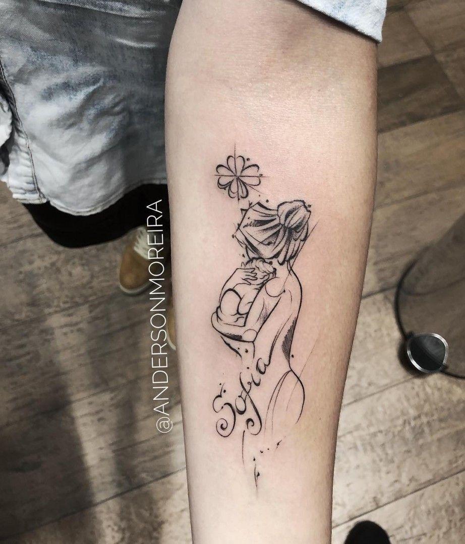 """11.6 mil curtidas, 167 comentários - Tattoo2us 💜 tatuagem 💜 Arte (@tattoo2us) no Instagram: """"Amor de verdade é amor de mãe 💖⠀ ⠀ Feita por @kellyguessertattoo⠀ ⠀ ⠀ 📌Ei, você quer indicação de…"""""""