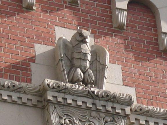 Bridge Hall Usc Usc Owl Usc Trojans