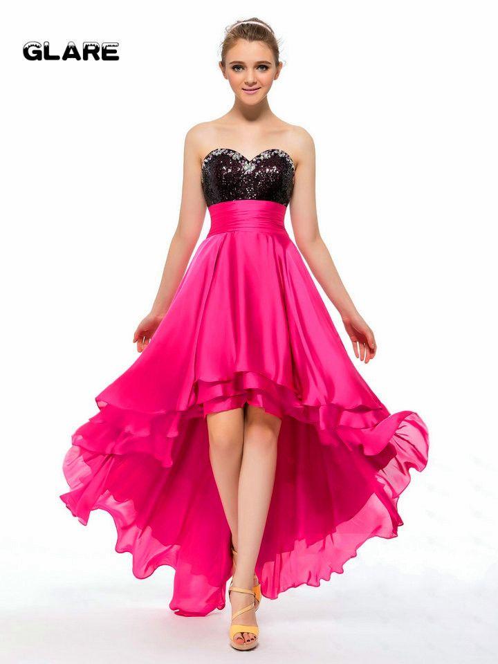 Beautiful Short Prom Dresses for Girls | Dress Designs | Pinterest ...