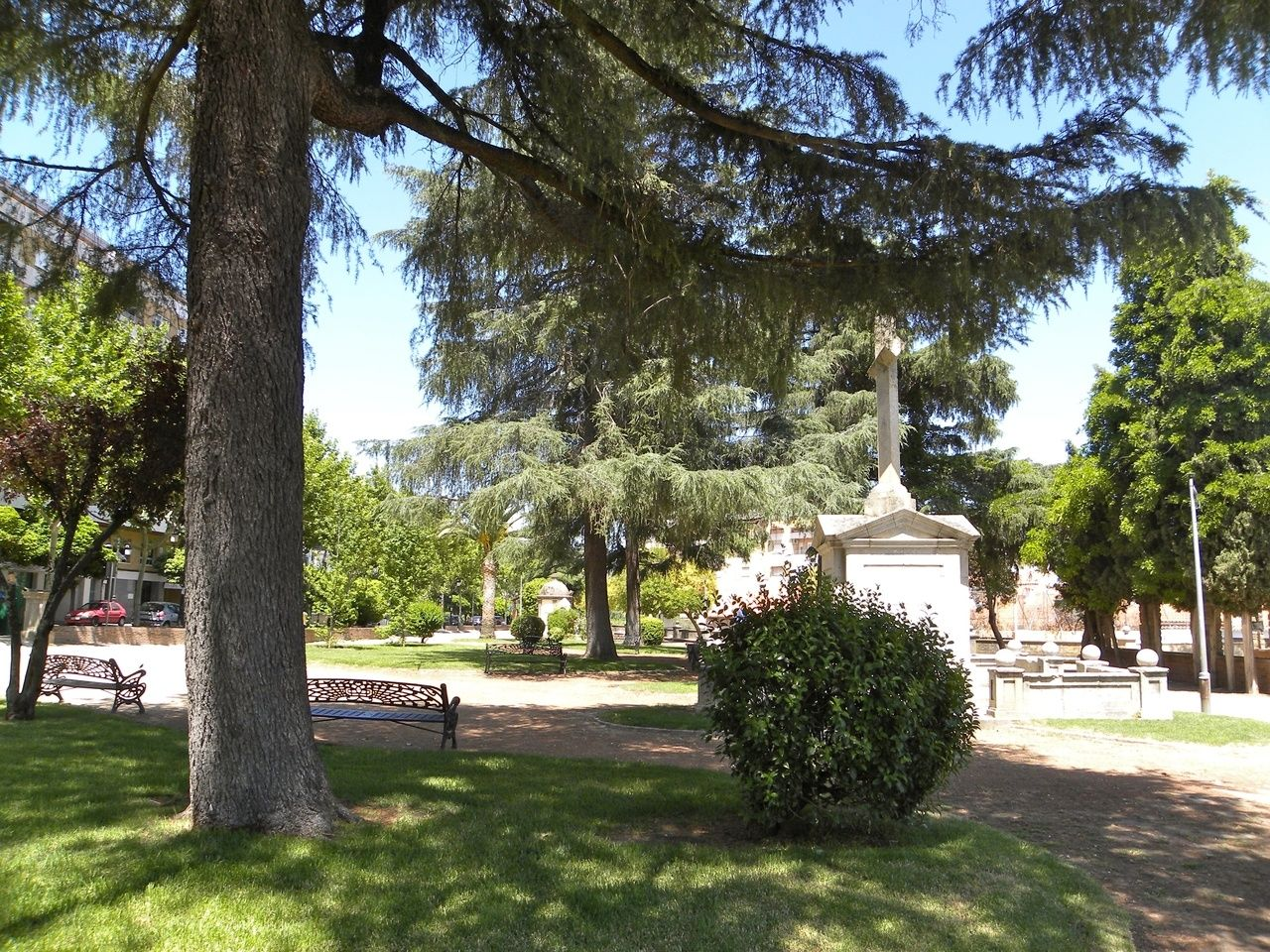 Parque del Principe in Cáceres 2013