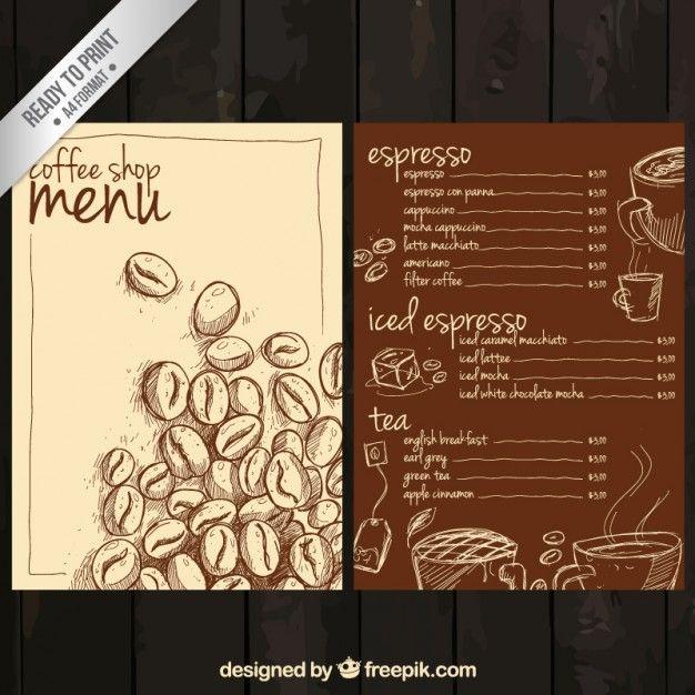 Todays menu Cuisine Vinyle Graphique Mur Art Autocollant Cafe Restaurant Café