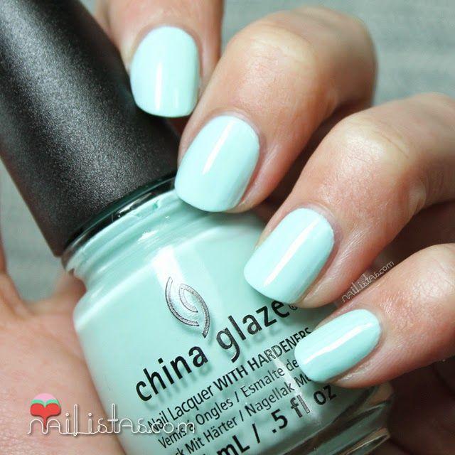 esmaltes China Glaze   At vase Value swatch   Nails   Pinterest ...