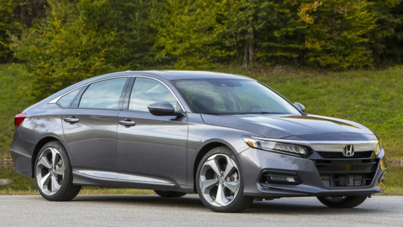 2018 Honda Accord Is Off To A Slow Start On Dealer Lots Honda Accord 2018 Honda Accord Honda Accord Touring