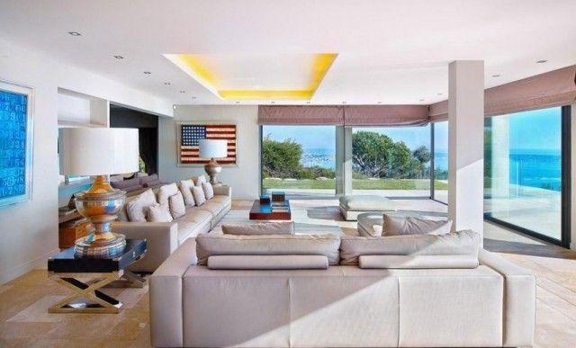 Villa Wohnzimmer Modern. cjwho ™ (villa chameleon in palma de ...