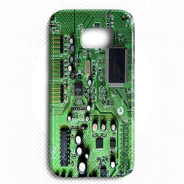 Technology Circuit Green Samsung Galaxy S8 Plus Case | Casescraft -  -