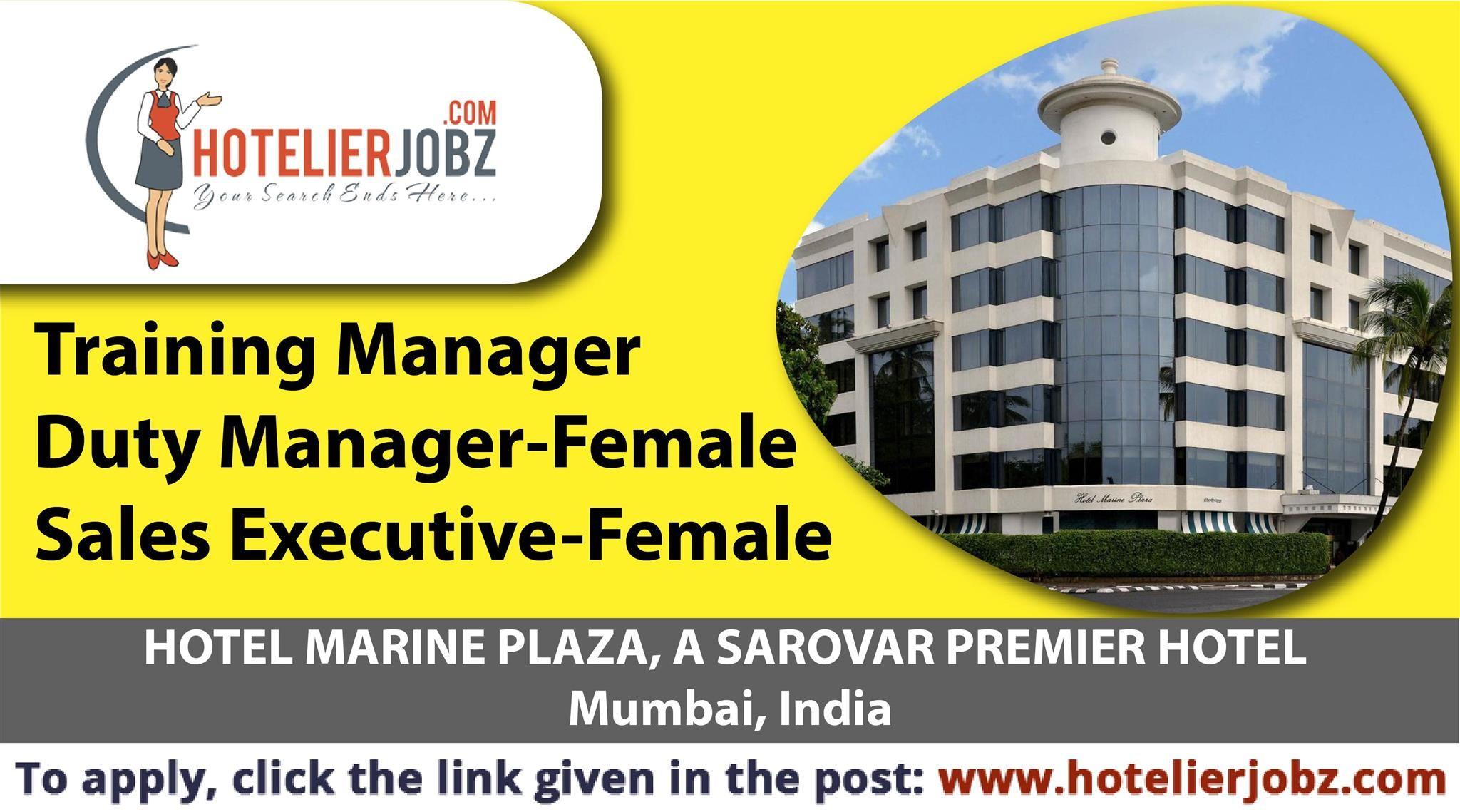 Hotel Marine Plaza, a Sarovar Premier Hotel, Mumbai, India