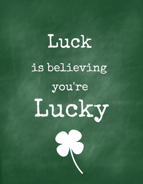 The 25+ best Luck quotes ideas on Pinterest | What is luck ...