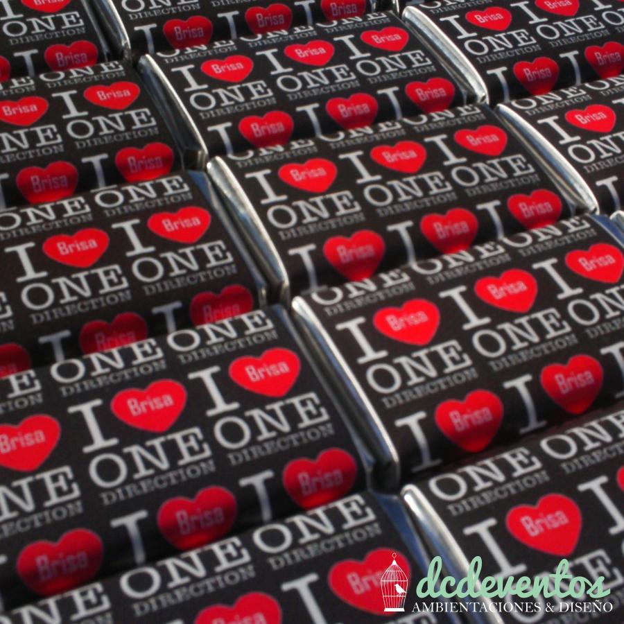 #Chocolates #personalizados para #cumpleaños, #casamientos, #15años, #eventos de #empresas #souvenir #candybar