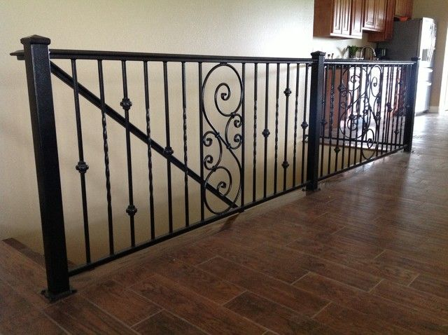 Best Remarkable Metal Stair Handrails Interior With Set Design 400 x 300