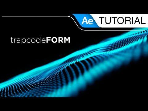 Audio en Trapcode Form
