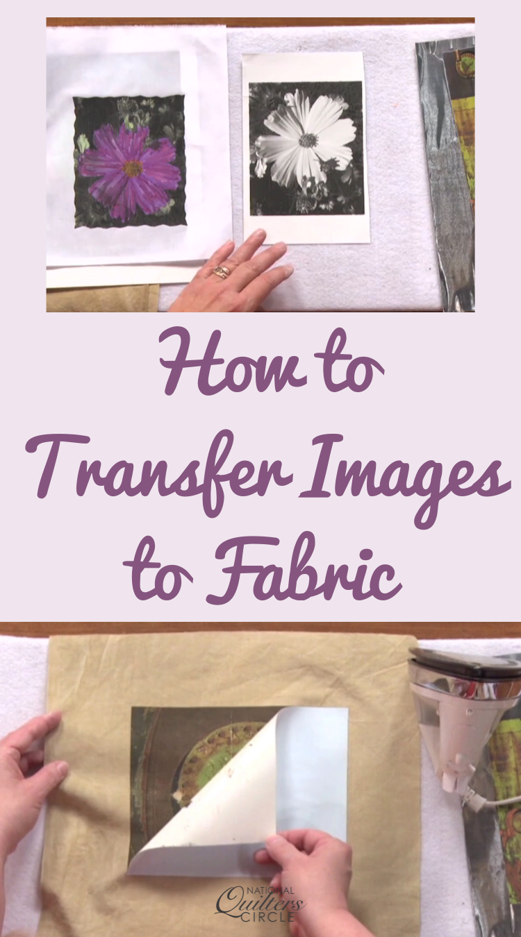 Heather Thomas talks about a hot new technique called image transferring. Learn to take a photograph or image and transfer it to fabrics, papers, or mediums that are washable. Discover different techniques that allow you to be creative with your quilting such as a cotton fabric with paper backing, lutradur, SewPaintable, Inktense, and digital ground medium.