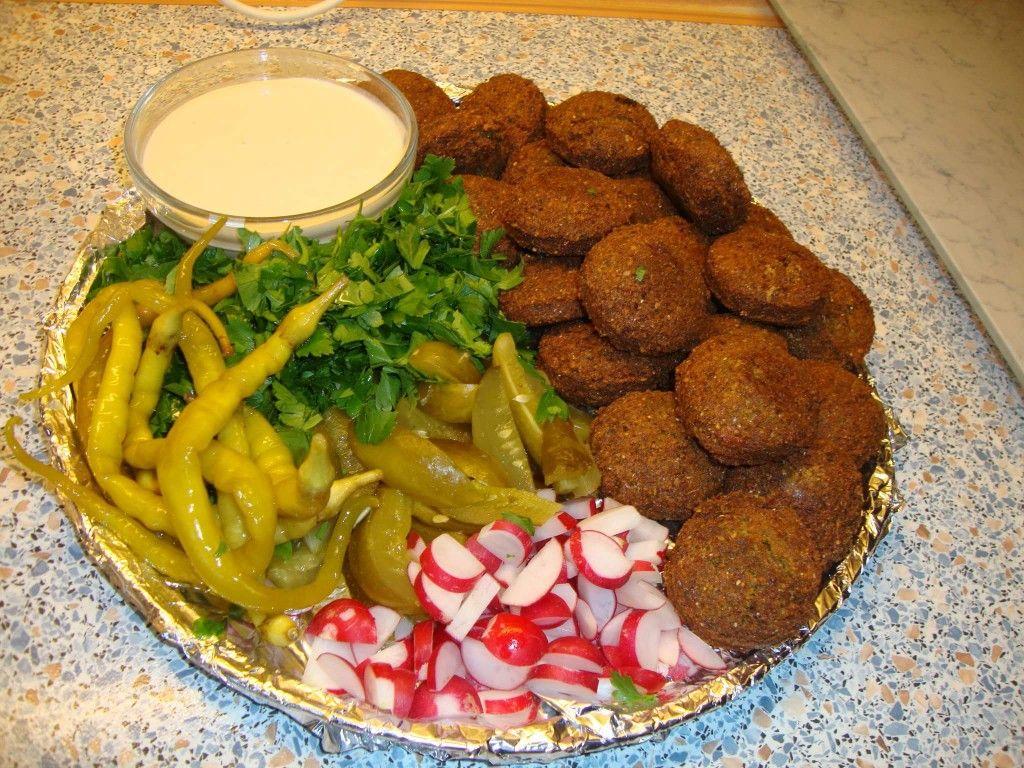 Arabisches Essen🌯 #Falafel #Arabisch  Arabisches essen, Essen
