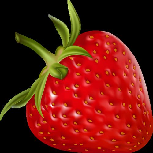 Fruit rouge foncé légumes délicieux lourd pour la photographie croquis faux