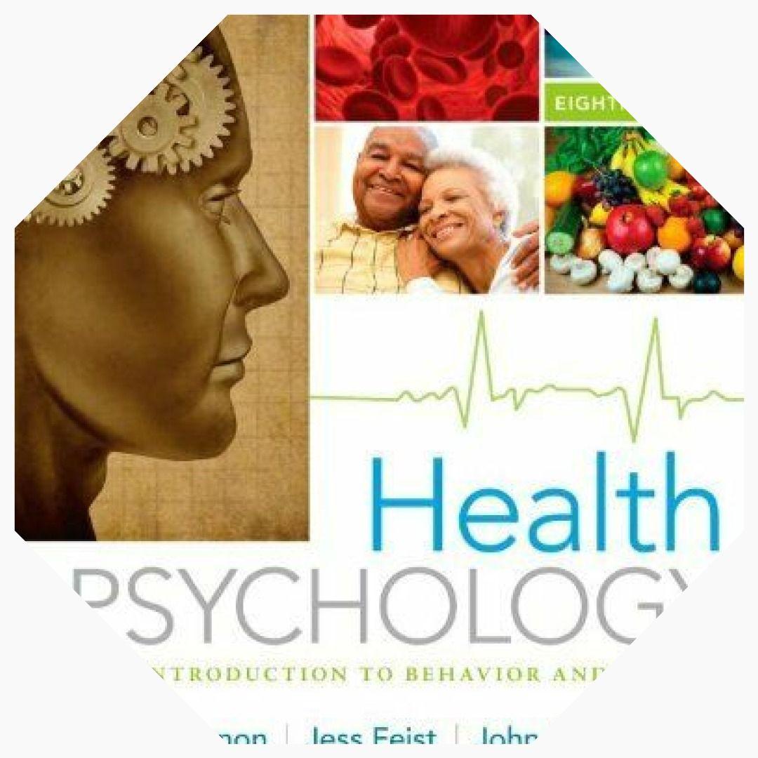 Health Psychology Textbook Pdf
