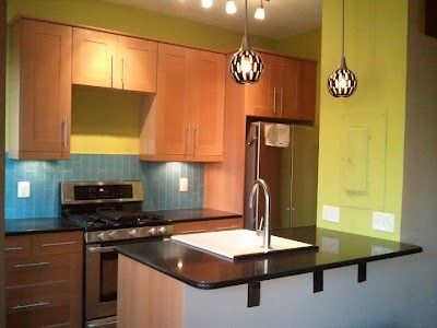 How To Shield Cabinet Above Stove From Heat Cabinet Beautiful Kitchens Kitchen