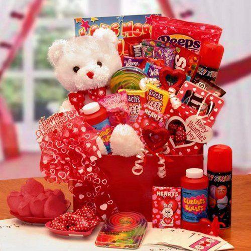 Kids Gift Basket Valentine S S Day Ideas Pinterest Valentines