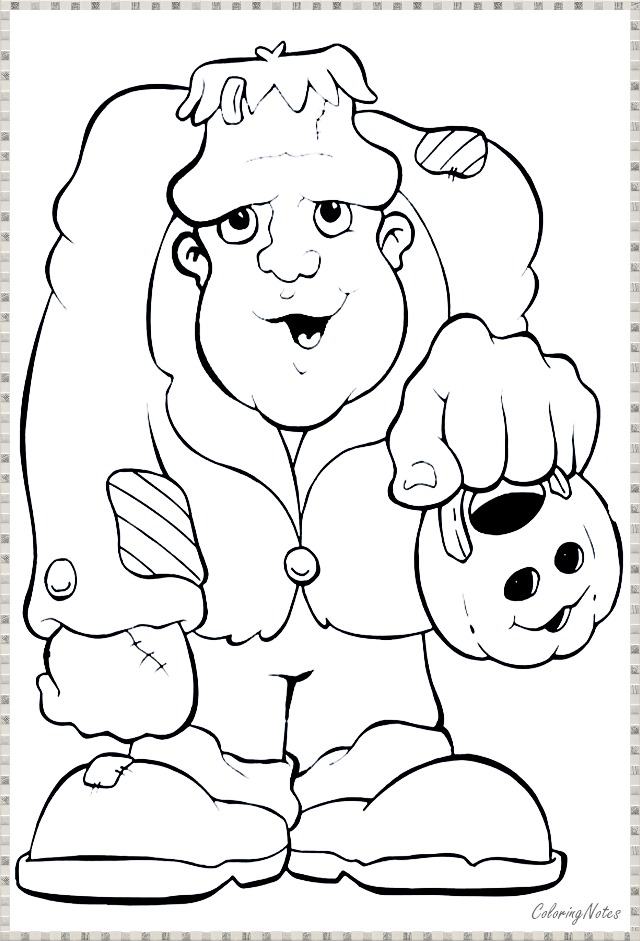 Halloween And Frankenstein Coloring Pages Halloween Coloring Pages Halloween Coloring Bat Coloring Pages