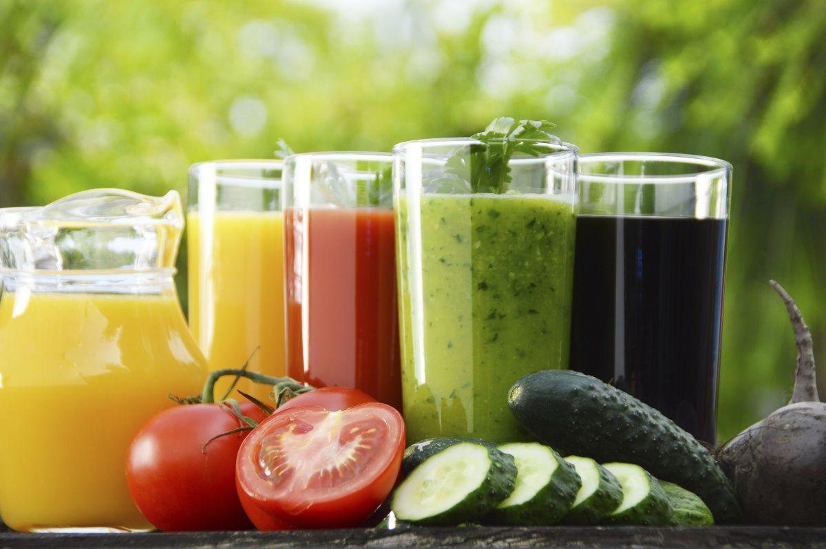 4 tipy na smoothies pre štíhlu líniu Homemade detox